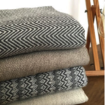 Loup & Co - Socially Conscious 100% Cashmere Throw