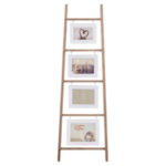 The Range: Solid Wood Photo Frame Ladder