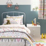 Little Home at John Lewis Geo Quilted Bedspread