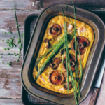 Four Frittatas to Make Your Mouth Water + My Asparagus, Mushroom and Salmon Frittata