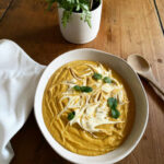 Mindfulness and Mindful Eating Plus Roasted Pumpkin and Cauliflower Soup
