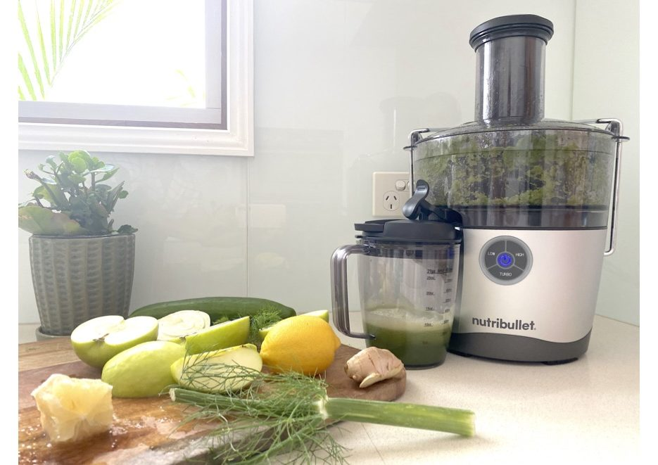 New Year, New You with a New NutriBullet