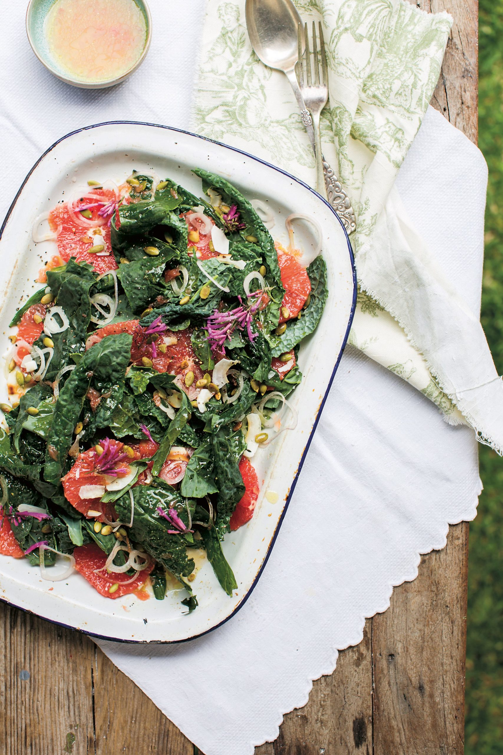 Why you Need Antioxidants + a Kale and Blood Orange Salad
