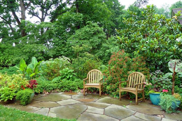 designing outdoor space